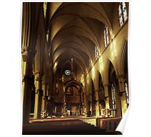 St. John's Cathedral: Light Poster
