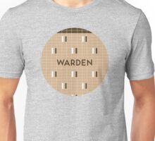 WARDEN Subway Station Unisex T-Shirt
