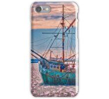 Neptune At Sea iPhone Case/Skin