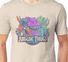 Jurassic Thugs Unisex T-Shirt
