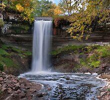 Minnehaha Falls by JimGuy