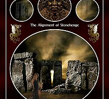 Alignment of Stonehenge by Mystics by Vy Solomatenko