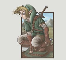 LINK has a nice view! Unisex T-Shirt