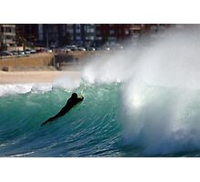 Maroubra Waves Photographic Print