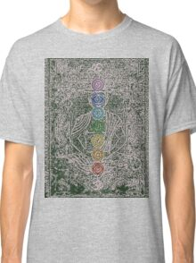 The Seven Chakras (Ancient) Classic T-Shirt