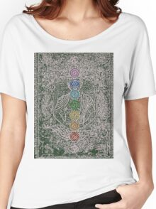 The Seven Chakras (Ancient) Women's Relaxed Fit T-Shirt