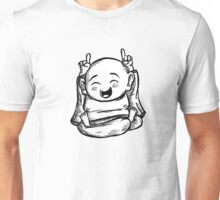Happy Buddhist Unisex T-Shirt