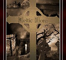 Celtic Cross by Vy Solomatenko