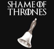 Shame of Thrones by craigistkrieg