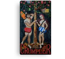 Adam & Eve Canvas Print