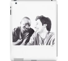 Scrubs - Turk & JD iPad Case/Skin