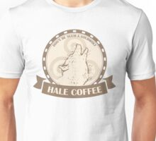 Hale Coffee (Brown) Unisex T-Shirt