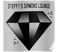 Steffy's Diamond Lounge Logo - Call of Duty Poster