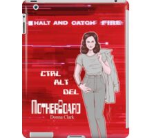 Halt and Catch Fire - Donna Clark iPad Case/Skin