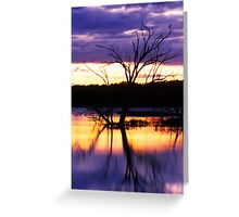 Menindee Magic.... NSW Greeting Card