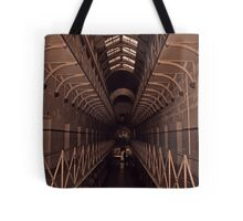 Old Melbourne Gaol - Sepia Tote Bag
