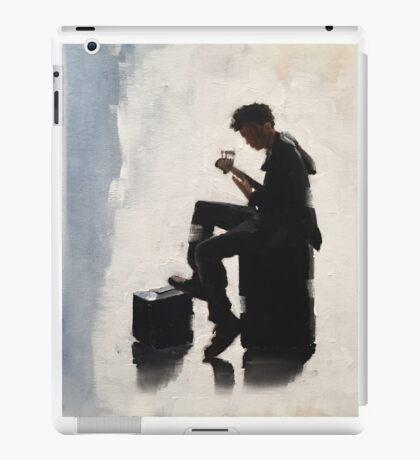 Bass Guitarist iPad Case/Skin