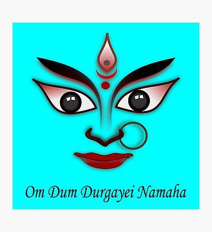 Durga Plus Photographic Print