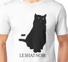 Le Shat Noir Unisex T-Shirt