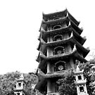 temple tower by GingerSnaps