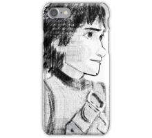 Text Hiccup iPhone Case/Skin