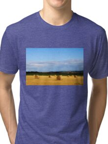Summer Countryside Tri-blend T-Shirt