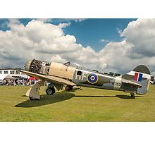 Hawker Tempest II MW763/G-TEMT Photographic Print