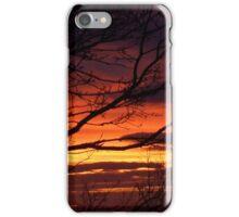 bonnie winter sunset no.1 iPhone Case/Skin