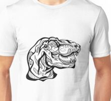 Optimus Rex Tribal Art Design Unisex T-Shirt