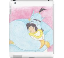 Disney's Aladdin with Genie iPad Case/Skin