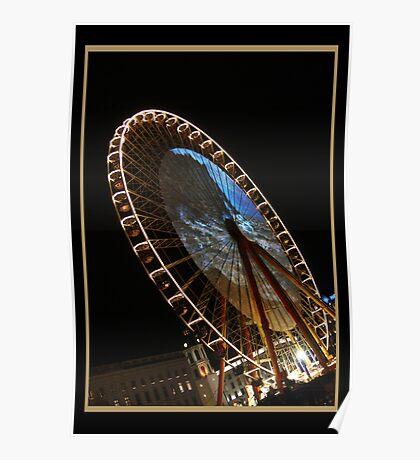 La grande roue Poster