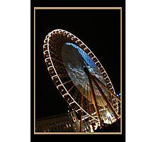 La grande roue Photographic Print