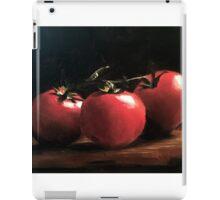 Three Tomatoes iPad Case/Skin