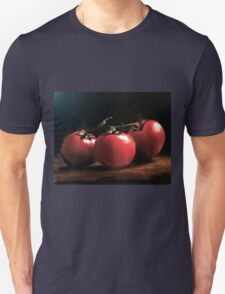 Three Tomatoes Unisex T-Shirt