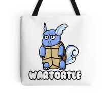Wartortle is Judging You Tote Bag