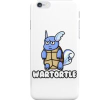 Wartortle is Judging You iPhone Case/Skin