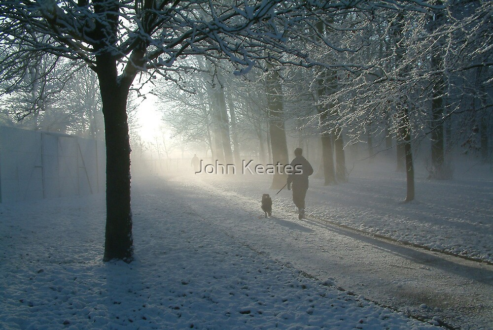 Winter Walkies by John Keates
