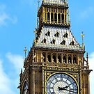 Big Ben, Westminster, London by crashbangwallop