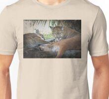Facing Extinction - Florida Panther Unisex T-Shirt