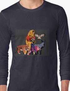 Boyz from Da Wood Long Sleeve T-Shirt