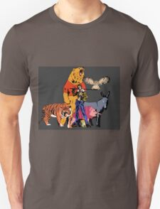 Boyz from Da Wood Unisex T-Shirt