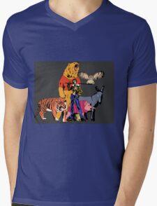 Boyz from Da Wood Mens V-Neck T-Shirt