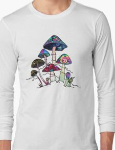 Garden of Shroomz Long Sleeve T-Shirt