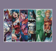 Justice League Kids Clothes