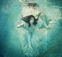 OCEANIC FAIRYTALES - The maiden's stride by jamari  lior