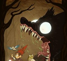 OTGW - The Beast by JimHiro