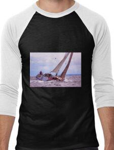 No Worries Men's Baseball ¾ T-Shirt
