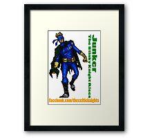 Junker SKR  Framed Print