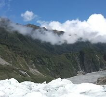Glacier Perspective by JeremyFogg