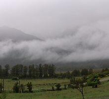 Misty Mountains by JeremyFogg